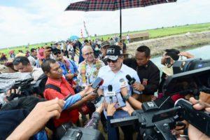Ketua DPR RI Bambang Soesatyo - Peringatan Hari Pangan Sedunia 3