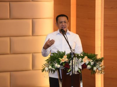 Bamsoet DPR RI Dukung Penuh Pembentukan Lembaga Legislasi Pemerintah