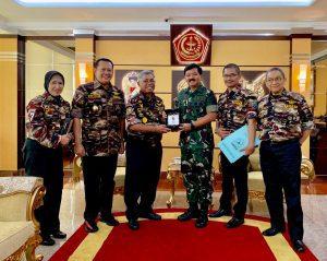 Bamsoet Undang Panglima TNI & Kapolri Hadir Pembukaan Jambore FKPPI