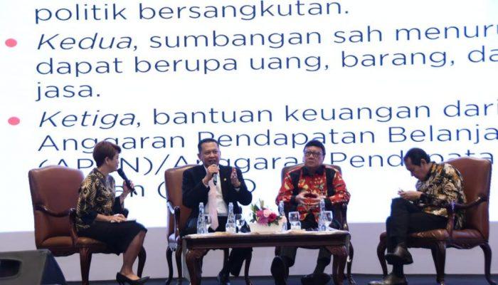 Ketua DPR Ajak KPK Buat Terobosan Pencegahan Korupsi Bersama-sama