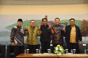 SK Universitas Perwira Purbalingga yang Didirikan Bambang Soesatyo Terbit
