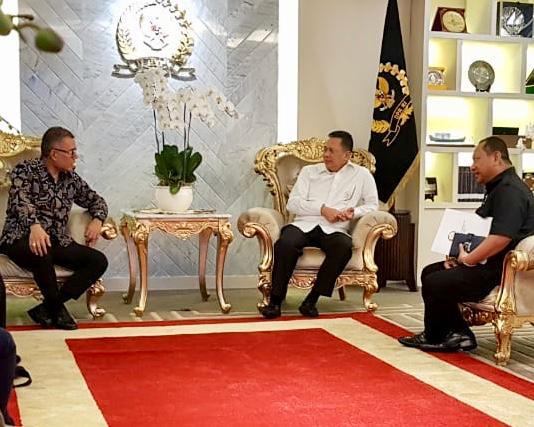 Bamsoet Indonesia Bangga Punya Toleransi & Kerukunan dalam Kemajemukan