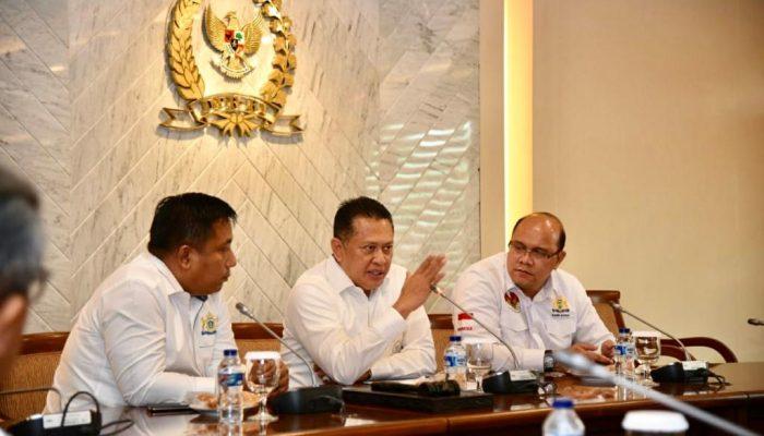 Bamsoet Ingatkan Menko Ekonomi Hati-hati Soal Pemerintahan Kota Batam