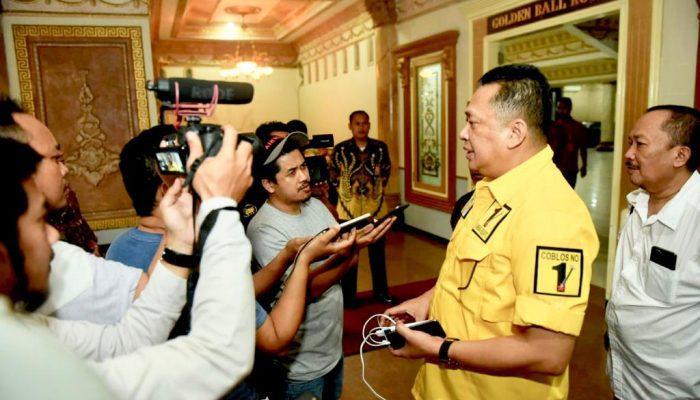 Dari Banjarnegara, Bambang Soesatyo Himbau Masyarakat Cegah Penyebaran Hoax