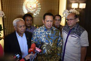 Ketua DPR Peleburan BP Batam Dengan Pemkot Batam Berpotensi Tabrak UU 1