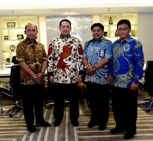 Ketua DPR RI Harap Restrukturisasi Merpati Airlines Segera Diselesaikan