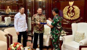 Ketua DPR RI Setuju Alutsista TNI Diperkuat