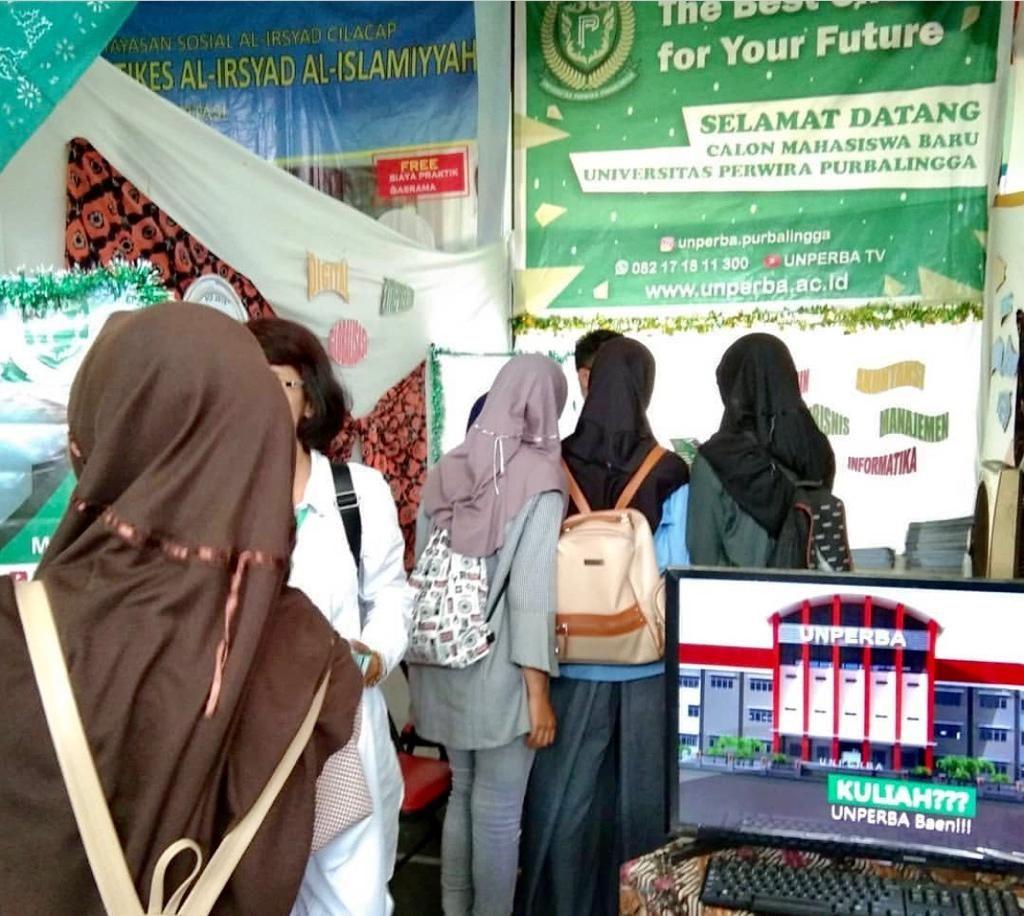 Bamsoet Apresiasi Event Campus Fair 2019 di Purbalingga 1