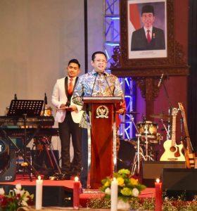 Ketua DPR RI Ajak Semua Pihak Saling Menghormati