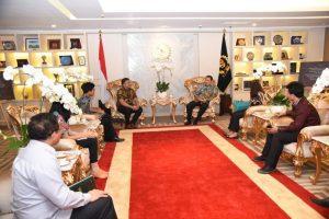 Ketua DPR RI Jelaskan Proses Perancangan Undang-undang