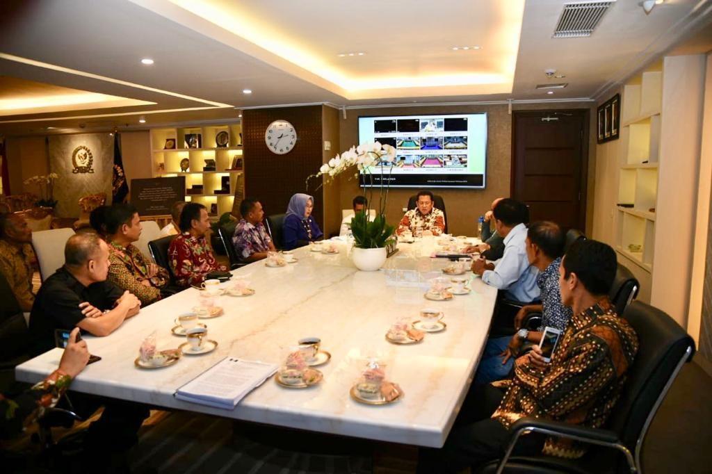 Ketua DPR RI Minta Kementerian ATR/BPN Selesaikan Konflik Agraria di Kaltim