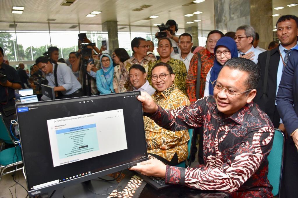 Bamsoet Ajak Anggota DPR RI Taat Lapor Pajak dan LHKPN