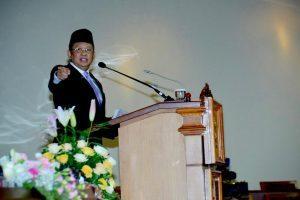 Bamsoet Anggota DPR Tetap Bekerja di Dapil (2)