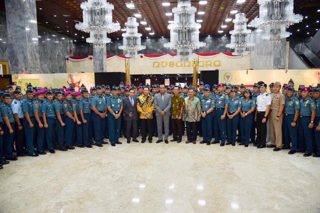 Bamsoet Dukung Modernisasi Alutsista TNI