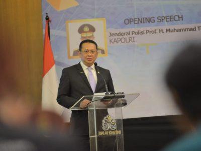 Bamsoet Hoax dan Ujaran Kebencian Teror Demokrasi Indonesia