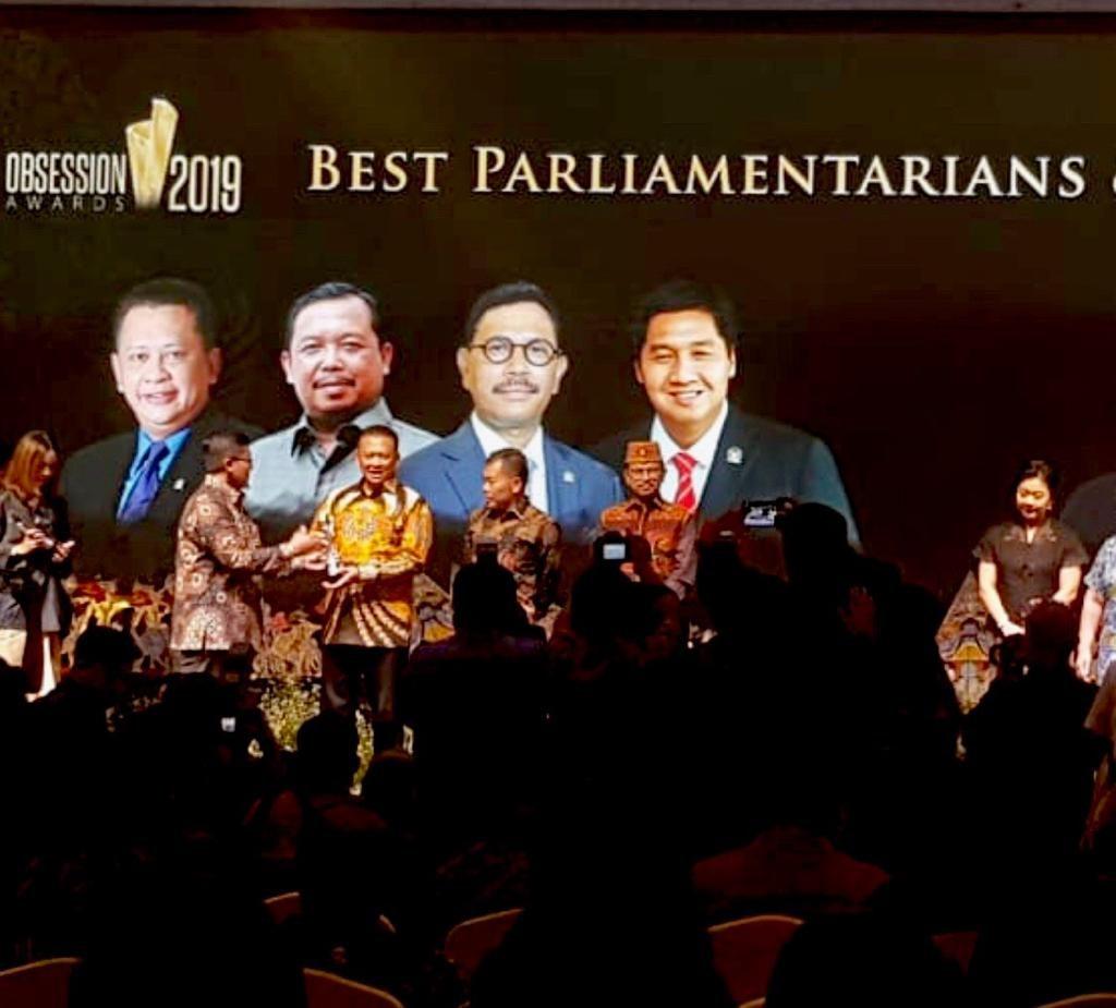 DPR Tetap Memberikan Yang Terbaik di Akhir Masa Jabatan 4
