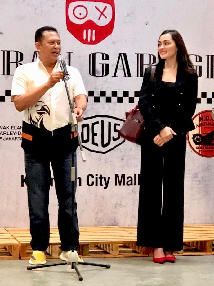 HDCI Gandeng UMKM Buka Harley Davidson Store dan Kafe Urban di Kuningan City