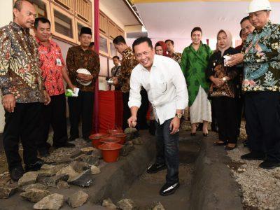 Ketua DPR dan Menristekdikti Resmikan Universitas Perwira Purbalingga