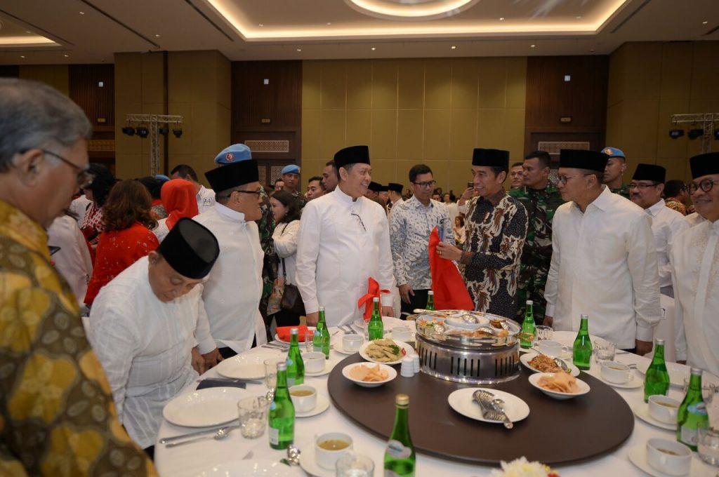 Bamsoet Berharap Setelah Bertemu JK, Prabowo Segera Bertemu Jokowi