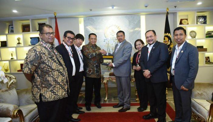 Bamsoet Dorong Advokat Terapkan 'Satu Desa, Satu Advokat'