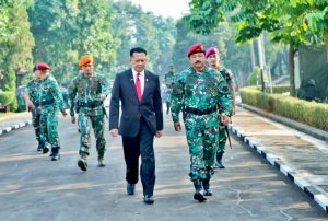 Bamsoet Koopssus TNI Harus Mampu Menjaga Kedaulatan Indonesia di Semua