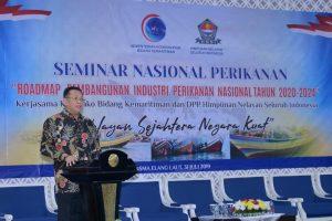 Bamsoet Pembangunan Perikanan Berkelanjutan Untuk Mewujudkan Indonesia Poros Maritim Dunia