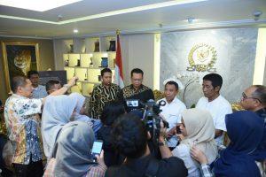 Bamsoet Tantang DPP Partai Golkar Mem-PLT-kan Dirinya