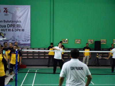 Bamsoet Indonesia Harus Terus Lahirkan Pebulutangkis Juara Dunia