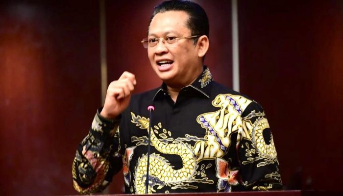 Bambang Soesatyo Ketua MPR RI