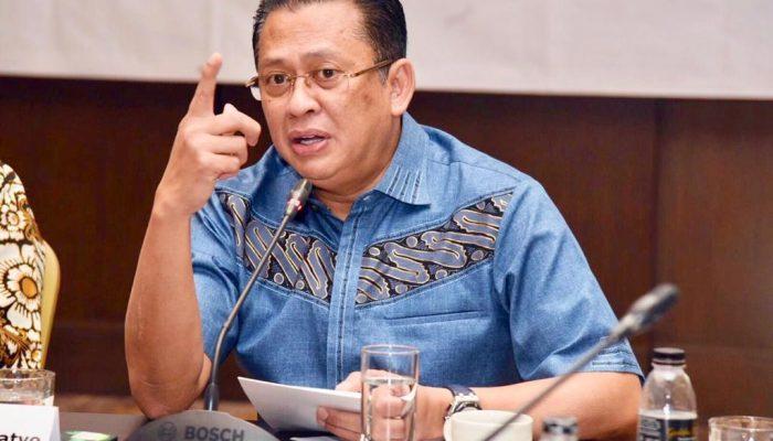 Ketua MPR RI Kecam Keras Penusukan Wiranto