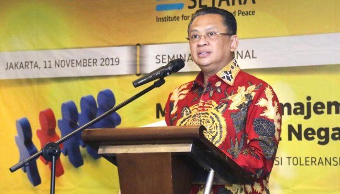 Bamsoet- Ancaman Ideologis Terhadap Pancasila Harus Dilawan
