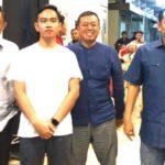 Ketua MPR RI Bambang Soesatyo, Gibran Raka, Nusron Wahid