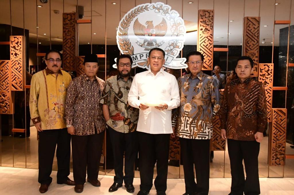 Bamsoet Inisiasi PembentukanForum Aspirasi dan Komunikasi Masyarakat Papua dan Papua Barat