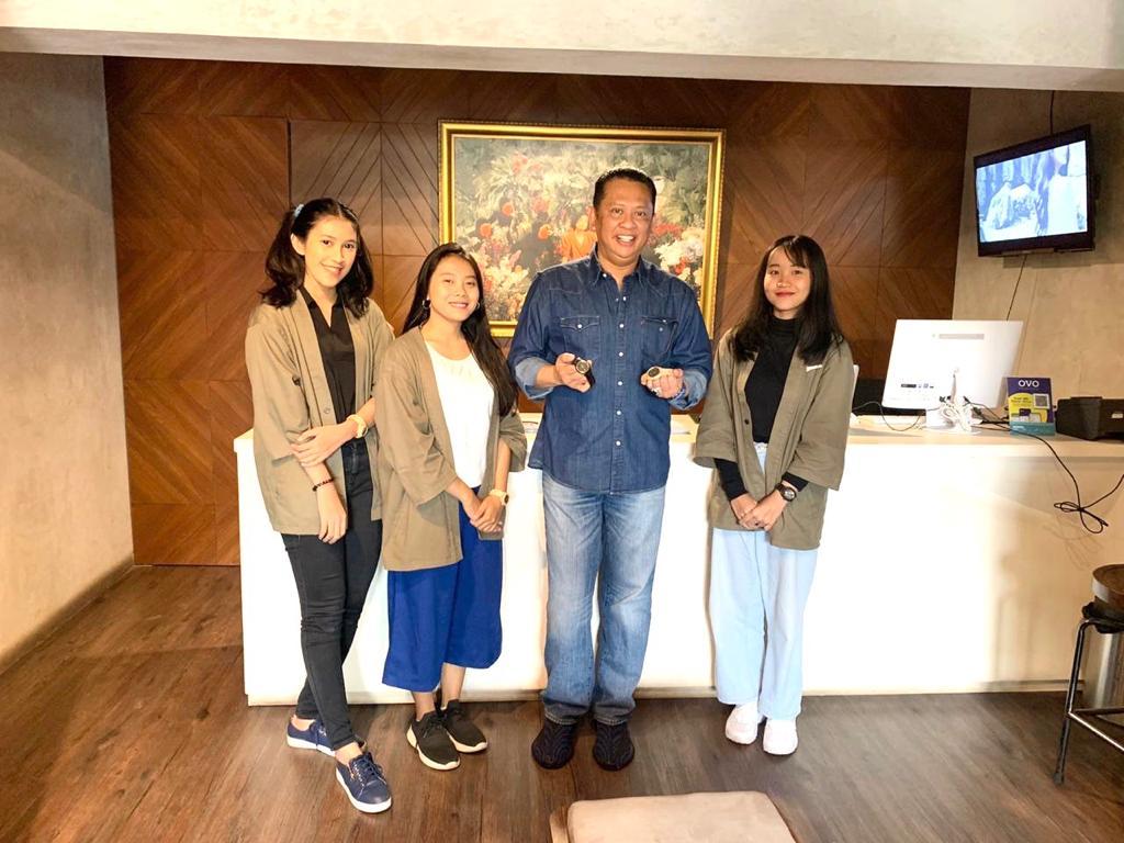 Bamsoet kunjungan ke pabrik MATOA Bandung