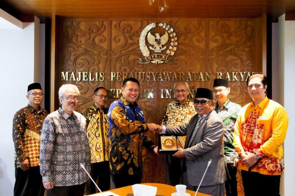 Ketua MPR RI Ajak Umat Islam Perangi Intoleransi dan Diskriminasi 3