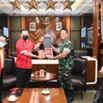 Bamsoet usai bertemu KSAD Jenderal TNI Andika Perkasa