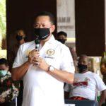 Bamsoet Berikan Bantuan ke Supir Angkot