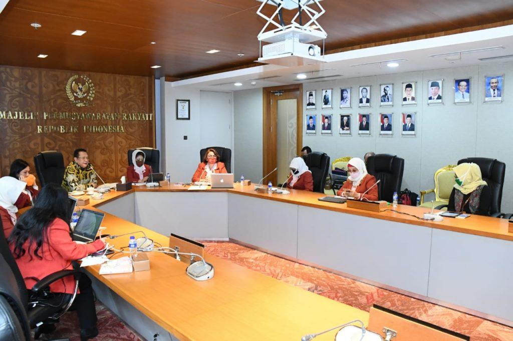 Bamsoet Pemberdayaan Perempuan Bagian Peningkatkan Kualitas Generasi Bangsa