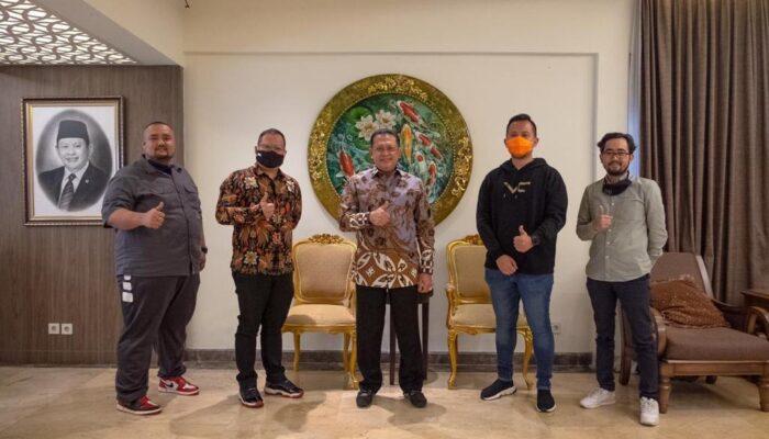 Asosiasi Modifikasi Automotif Daulat Bamsoet Jadi Ambasador Modifikasi Indonesia