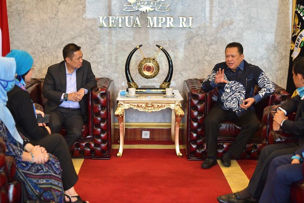 Bamsoet Dorong Partai Gelora Tingkatkan Kualitas Parpol Indonesia