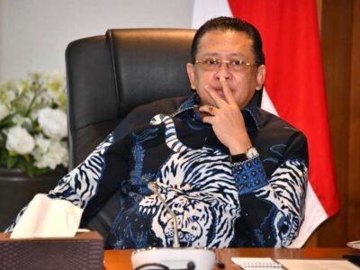 Bamsoet Ingatkan OJK dan Dorong NU serta Muhammadiyah Ambil Saham Bank Muamalat