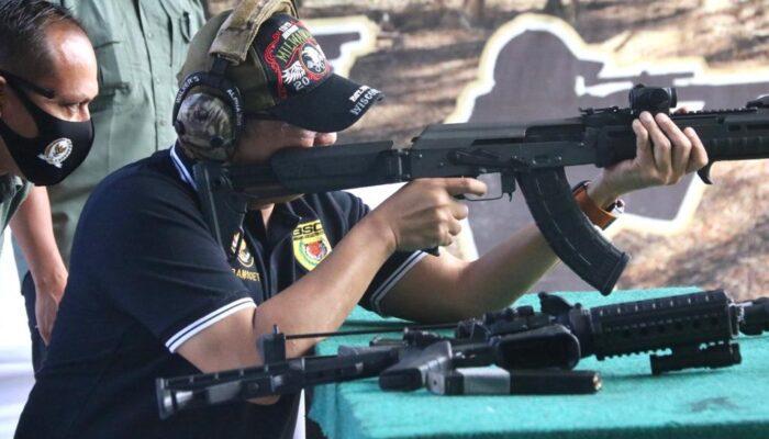 Bamsoet Bersama PERIKSHA dan IDPA Indonesia Siapkan Lomba Asah Kemahiran Menembak Bela Diri