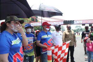 Bamsoet Gelar Balap Motor ASR Racing Championship di Sentul