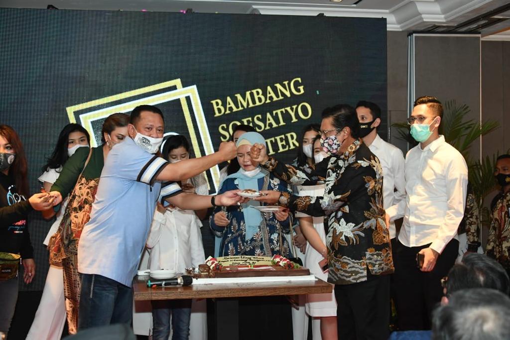 Bentuk Bamsoet Center, Ketua MPR Dorong Menjadi Lembaga Kajian Kebangsaan