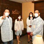 Kunjungi Prodia, Bamsoet Dorong Pemerintah Tetapkan Standar Harga Test PCR dan Regulasi Vaksin Mandiri