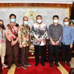 TerimaKomunitas Wartawan dan Netizen Indonesia, Bamsoet Ingatkan Medsos Jangan Jadi Ajang Tebar Fitnah dan Benih Kebenciaan